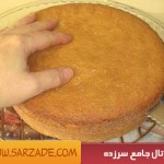طرز تهیه کیک انار