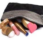 کیف لوازم آرایشی میکروب دارد
