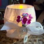 تزیین شمعدان , آموزش ساخت شمعدان