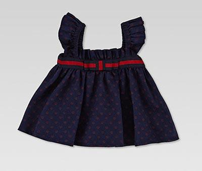 مدل لباس بچه با مارک گوچی - مدل لباس بچه