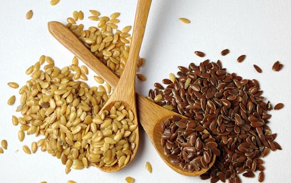 Les graines de lin : bien être et santé