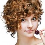 مدل کوتاهی موی فر دخترانه,مدل کوتاهی موهای فر,مدل کوتاهی مو فر,مو کوتاه فر,مدل موی کوتاه فر