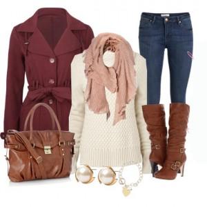جدیدترین ست لباس زمستانی,ست لباس زمستانی زنانه,ست لباس زمستانی