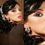 انواع مدل آرایش چشم خلیجی,عکس ارایش چشم خلیجی,عکس ارایش چشم عربی