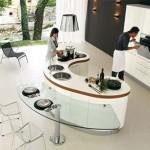 آشپزخانه فوق مدرن,آشپزخانه قشنگ,آشپزخانه جالب,آشپزخانه های بسیار زیبا,آشپزخانه های قشنگ