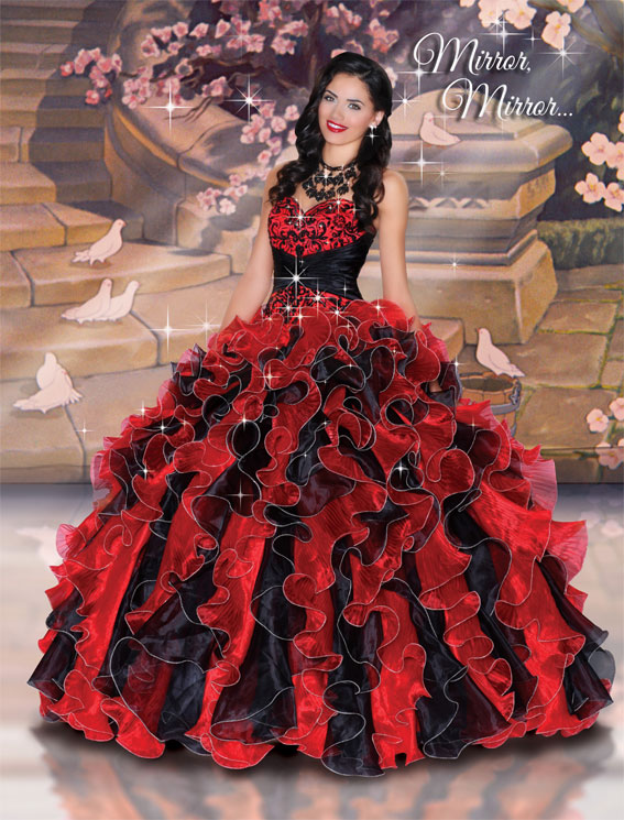 Princess dress. (1)