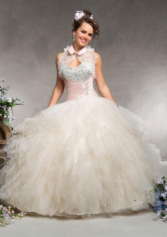 Princess dress. (10)
