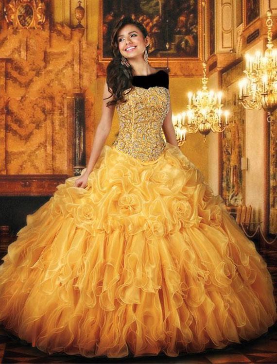 Princess dress. (8)