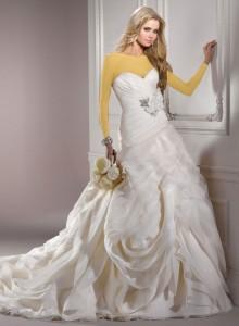جدیدترین مدل لباس عروس,عکس مدل لباس عروس خارجی,لباس عروس,جدیدترین مدل لباس عروس اروپایی