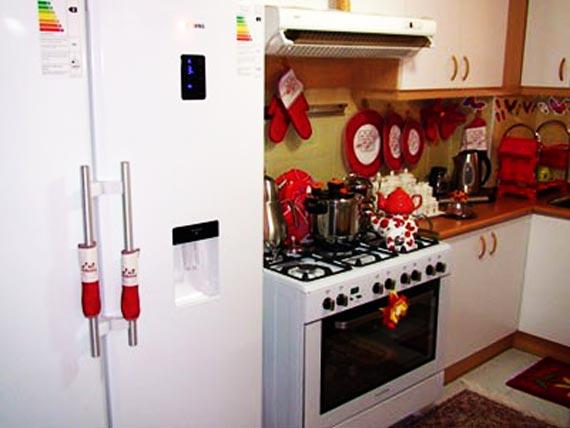 تزیین اجاق گاز تزئین آشپزخانه عروس ۲۰۱۴ - سرزده