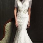 لباس عروس بسیار زیبا