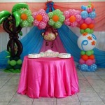 عکس تزیین اتاق برای تولد کودک,تزیین اتاق تولد کودک,عکس اتاق تولد کودک,تزئین اتاق کودک برای جشن تولد