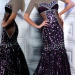 لباس مجلسی بلند دخترانه