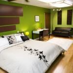 دکوراسیون اتاق خواب به رنگ سبز,اتاق خواب به رنگ سبز,دکوراسیون اتاق خواب سبز,عکس اتاق خواب سبز,عکس از اتاق خواب سبز