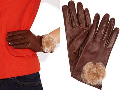 دستکش زنانه , دستکش شیک زنانه