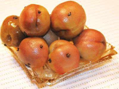 طرز تهیه ترشی هلو