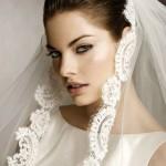 مدل آرایش صورت اسپانیایی,مدل آرایش صورت 2014,مدل آرایش صورت عروس
