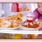 نگهداری مواد غذایی در یخچال