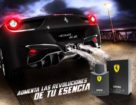 ادکلن مردانه فراری (Ferrari Black)