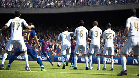 بازی اورجینال FIFA 13