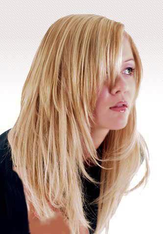 رنگ موی زنانه سال 2013