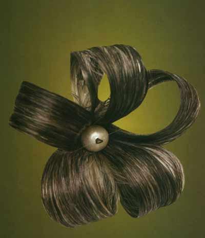 گل شینیون مویی