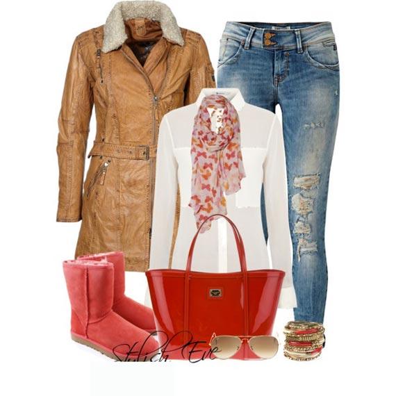 ست لباس زمستانی2015,ست لباس زمستانی دخترانه,ست لباس زمستانی زنانه 2015