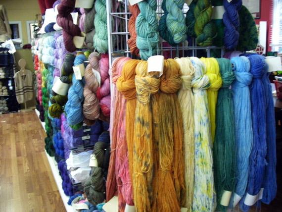 A-variety-of-yarns