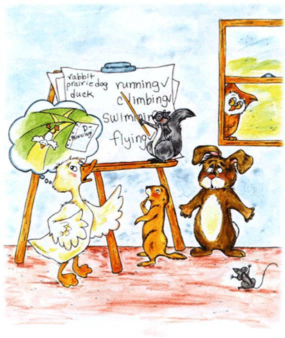 Animal-School