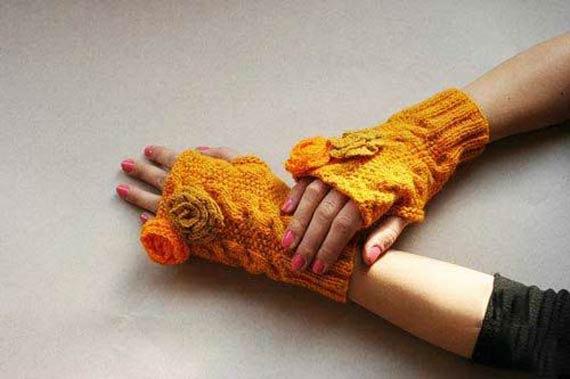 انواع دستکش بافتنی بدون انگشت,دستکش قلاب بافی بدون انگشت,عکس دستکش بافتنی,عکس های دستکش بافتنی بدون انگشت
