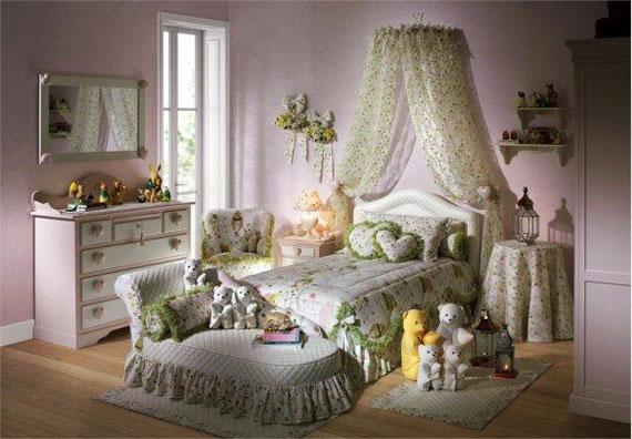 دکوراسیون اتاق خواب دختر جوان,دکوراسیون اتاق خواب دختر خانم ها,دکوراسیون اتاق خواب دختر مجرد