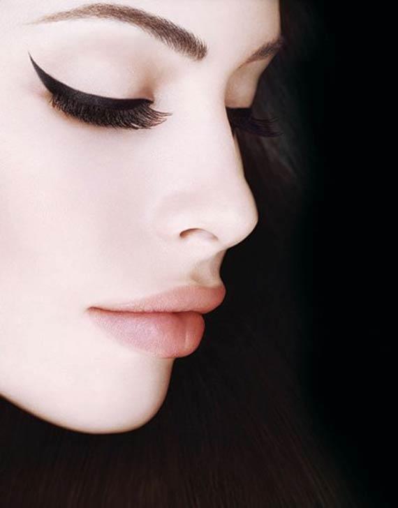 مدل خط چشم جدید,مدل آرایش خط چشم,مدل خط چشم جذاب,مدل خط پشت چشم