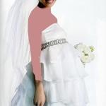 مدل لباس عروس بارداری + عکس,مدل لباس عروس حاملگی + عکس,لباس عروسی بارداری