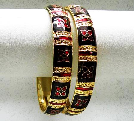 عکس مدل النگو پهن طلا,عکس مدل النگوی پهن طلا,عکس جدیدترین مدل النگوی پهن طلا
