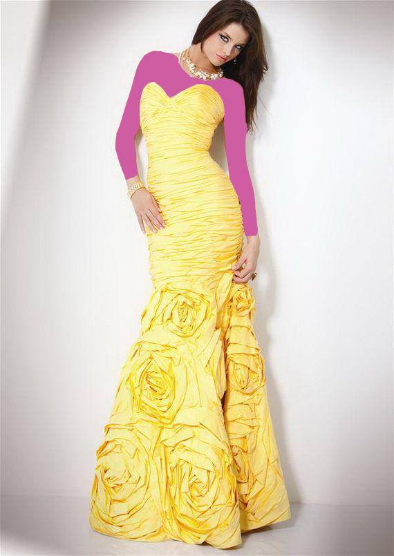 مدل لباس مجلسی 2014,مدل لباس مجلسی بلند,مدل لباس مجلسی شیک