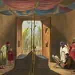 داستان حکمت آموز کوتاه(صوفی درویش در چادر مخملین و گدا),صوفی درویش در چادر مخملین و گدا,داستان حکمت آمیز,داستان حکمتی