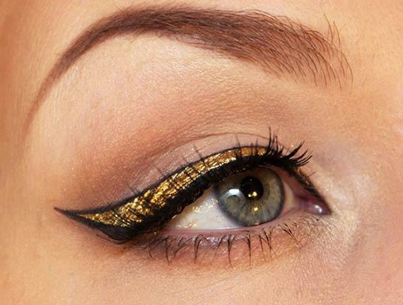 مدل آرایش چشم برای چشمهای گود,مدل آرایش چشم گود,مدل آرایش چشم های گود,آرایش چشم برای چشمهای گود