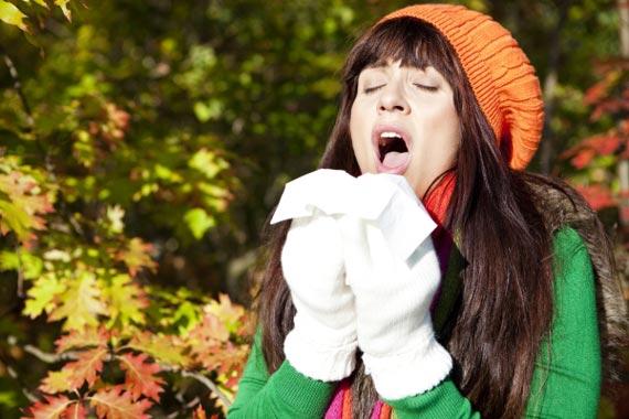 آلرژی پاییزی چیست,آلرژی پاییزی,آلرژی پاییزه