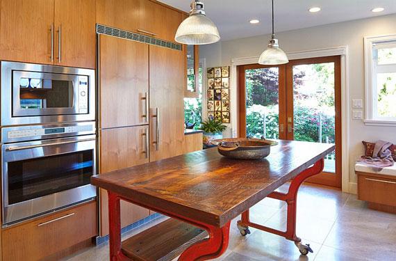 مدل آشپزخانه ام دی اف,آشپزخانه تمام ام دی اف,دکوراسیون آشپزخانه ام دی اف