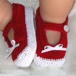 آموزش قلاب بافی کفش بچه,آموزش قلاب بافی کفش بچه گانه,آموزش قلاب بافی کفش نوزاد
