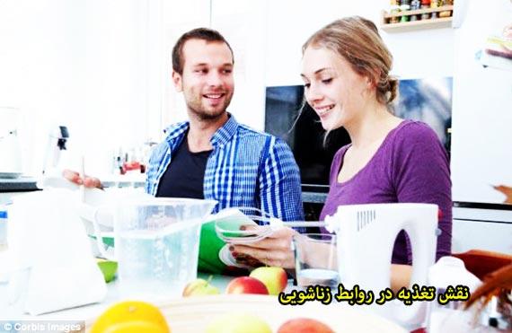نقش تغذیه در روابط زناشویی,تغذیه در روابط زناشویی,,تغذیه زناشویی