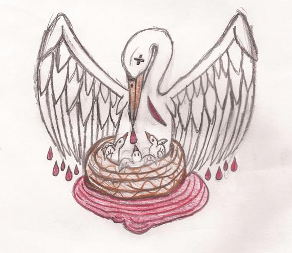 Pelicans-sacrifice