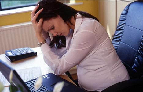 استرس حاملگی,استرس در حاملگی,استرس و حاملگی