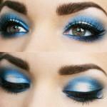 مدل آرایش برای چشم پف دار,عکس ارایش چشم پفی,مدل آرایش چشم های پف دار,عکس آرایش چشم پف دار