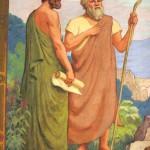 داستان کوتاه و جذاب(سقراط و پالایش سه گانه برای سخن),سقراط و پالایش سه گانه برای سخن,حکایت سقراط,سقراط می گوید,پالایش سه گانه برای سخن گفتن در مورد دیگران