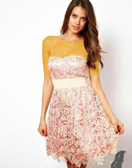 آخرین مدل لباس مجلسی کوتاه,انواع مدل لباس مجلسی زنانه ودخترانه,مدل لباس مجلسی اسپرت دخترانه