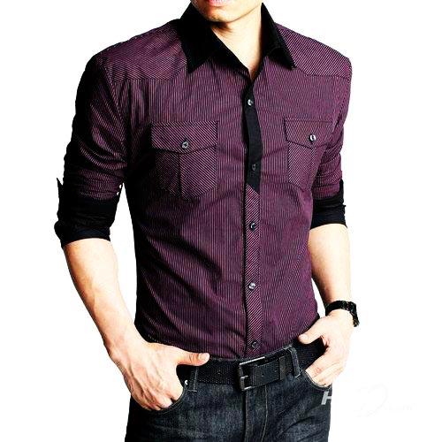 مدل پیراهن مردانه شیک,پیراهن های مردانه شیک,لباس مردانه شیک مجلسی