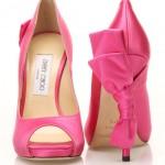 مدل کفش پاشنه بلند جلو باز,عکس مدل کفش پاشنه بلند, مدل کفش زنانه Jimmy ChooX ,کفش برند, کفش برتر