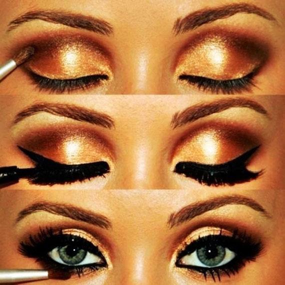 آموزش تصویری آرایش چشم درشت,آموزش آرایش چشمان درشت,آموزش آرایش چشم درشت,آموزش آرايش چشم های درشت,نحوه ی ارایش چشمهای درشت