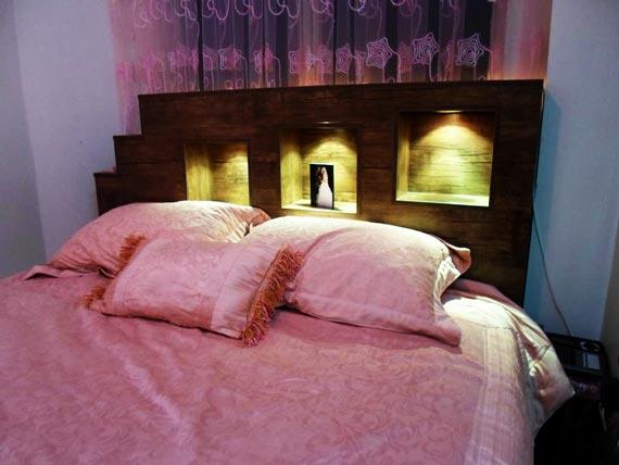 تزئینات اتاق خواب عروس,دکوراسیون اتاق خواب عروس,چیدمان اتاق خواب عروس